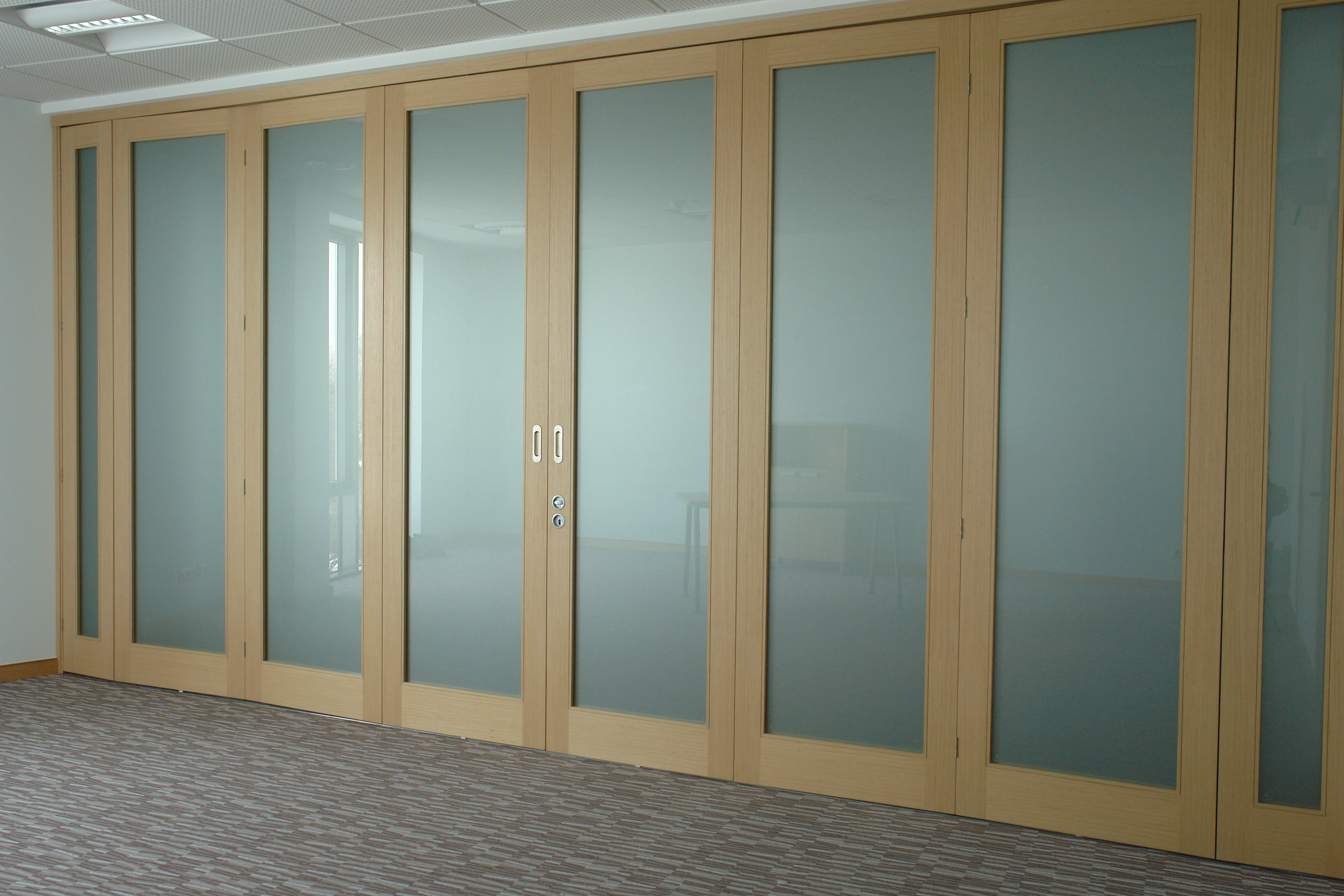 Folding Wall Partitions : Produkti folding partitions panel walls